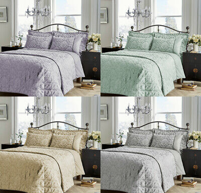 Jacquard Damask Bedding Duvet Set Quilt Cover Luxury Bedding Set Double King