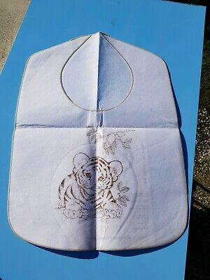 Vintage HOBBYTEX Cubs Laundry Bag 3829 with instructions Tiger