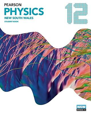 9781488619304 Pearson Physics 12 New South Wales Student Book (PDF Only)