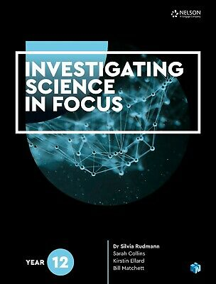 9780170411264 Investigating Science in Focus Year 12 Student Book (PDF Only)