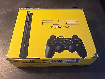 SONY PLAYSTATION 2 Slim CONSOLE. PS2 CONSOLE. NEW
