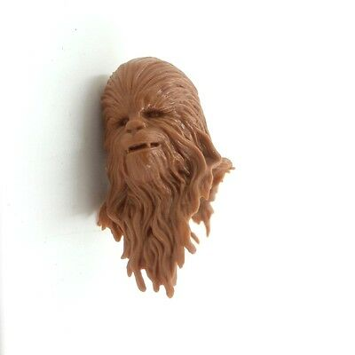 """Star Wars The Black Series CHEWBACCA HEAD PROTOTYPE FOR 6""""  ACTION FIGURE EC60"""