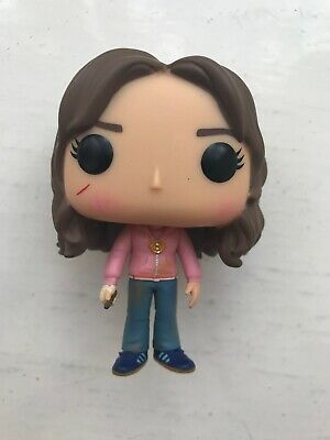 Funko Pop Vinyl Harry Potter Series #43 Hermione Granger W/ Time Turner Figure