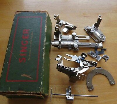 Singer sewing machine tools collectable