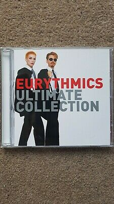 EURYTHMICS - ULTIMATE COLLECTION CD ~ ANNIE LENNOX~DAVE STEWART ~ 80's POP