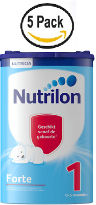 5 X Nutrilon 1 FORTE Complet Infant Formula  for 0 Mths UP : NUTRICIA  DUTCH PRO