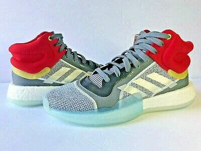 ADIDAS X MARVEL Heroes Among Us Marquee Boost T MAC 1 Dame 5