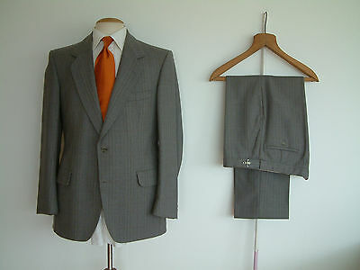 """MAGEE TOWN & COUNTRY SUIT..40""""x 36""""..SHORT..PURE WOOL..GOODWOOD,,CHAP..TWEED RUN"""