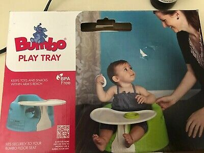 Portable Tray For Bumbo Play Tray Surface Floor Seat Kids Baby Feeding Chair New