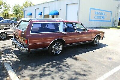 1990 Oldsmobile Custom Cruiser Station Wagon 1.Hand Super Gepflegt