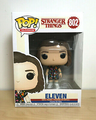 Funko Pop! #802 Stranger Things Season 3 - Eleven (Mall Outfit)