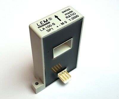 Module LEM Current Transducer LA 100-S SP1 - RATIO 1:2000