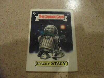 The Garbage Gang series 1 (AUS series) 13B SPACEY STACY card