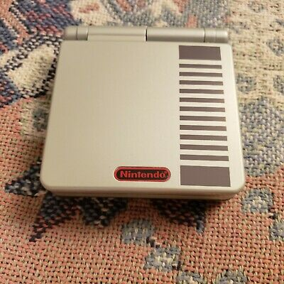 *MINT* NES Classic REMIX AGS-101 GameBoy Advance SP Brighter Nintendo System gba