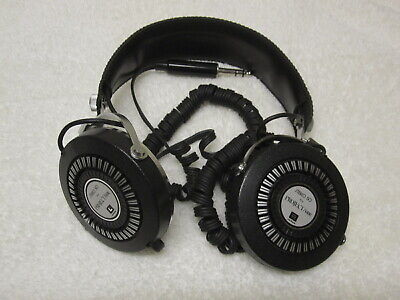 Vintage PROJECT/ONE Japan Stereo 50 Headphones Excellent!
