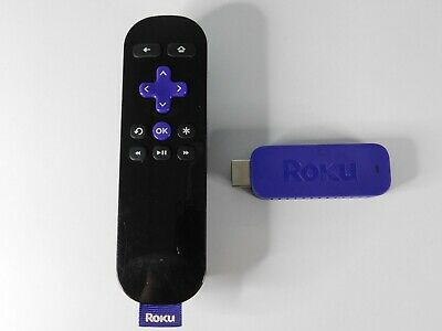 Remote Control for ROKU 1 2 3 4 LT HD XD XS XDS with Instant Reply + USB