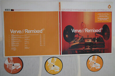 3LP VARIOUS Verve // Remixed 5896061 VERVE EUROPE Vinyl