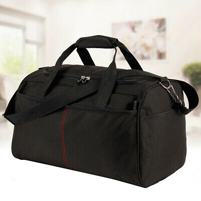 2019 Large Travel Sports Duffle bag Holdall Shoulder Bag Mens Gym Luggage Nylon