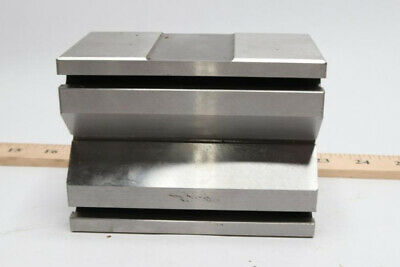 Fowler Precision, 52-475-020-1 Shop-Blox Internal V-Block Set