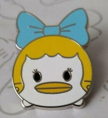 Daisy Duck Hollywood Tower Hotel Tsum Tsum Twilight Zone Disney Pin 120728