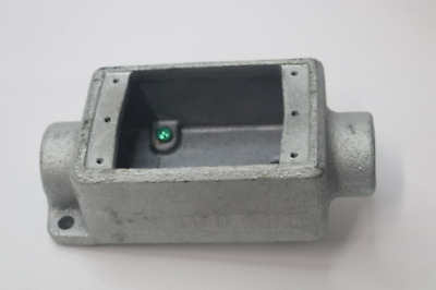 Crouse Hinds FSCA1 Cast Device Boxes Condulet Series