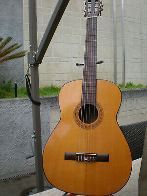 Vintage,Extremely Rare,Terada Classical Guitar late 1960 -1970 Made in Japan