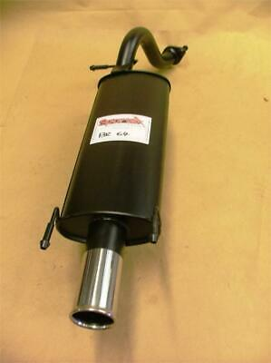 Rover 200 & 25 Sportex Exhaust Tailbox Single 3""