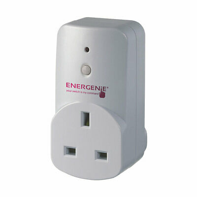 NEW Energenie MiHome Energy Monitor Socket UK SELLER, FREEPOST
