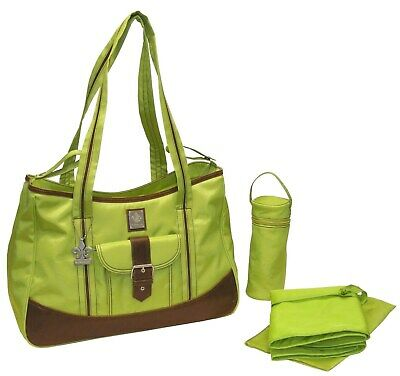 Kalencom Weekender Changing Bag - Power Green