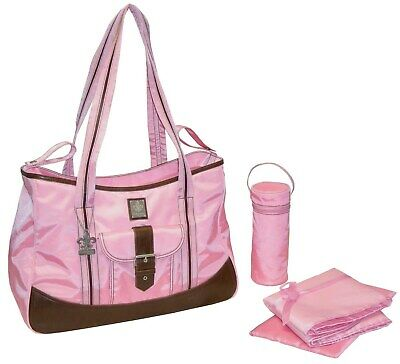 Kalencom Weekender Changing Bag - Power Pink