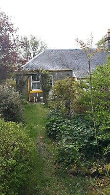 Self Catering Holiday Cottage  South West Scotland Coastal Town  of Creetown