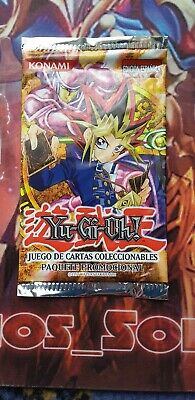 Yu-Gi-Oh! 2-Cards Booster Promotional Pack Espagnol & scellé (Spanish & sealed)