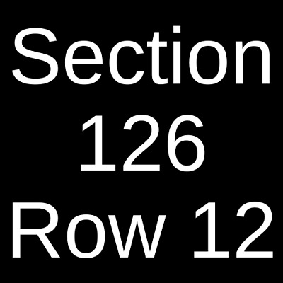 3 Tickets Tampa Bay Buccaneers @ New Orleans Saints 10/6/19 New Orleans, LA