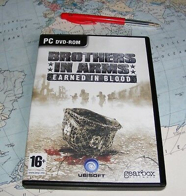 Brothers in Arms  PC - DVD - ROM