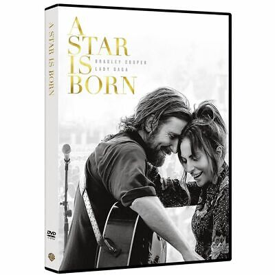 A Star Is Born DVD in italiano con Bradley Cooper e Lady Gaga