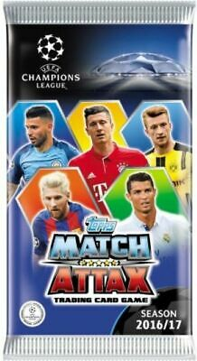 CHOOSE Your Match Attax UCL 2016/17 PRO 11 #PRO1-PRO22  MINT! BRAND NEW!