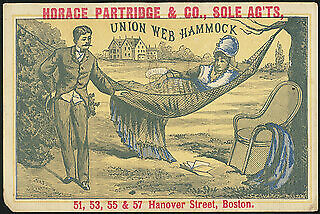 Photo:Union Web Hammock (front) 2 8846