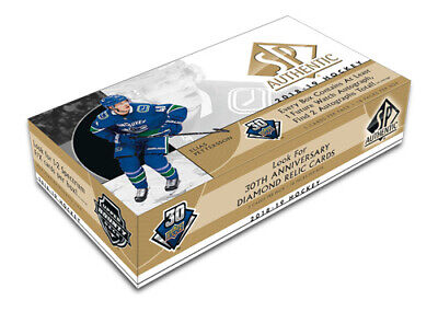 2018-19 SP Authentic - U Pick From List - Complete or Finish Your Set - #1-116