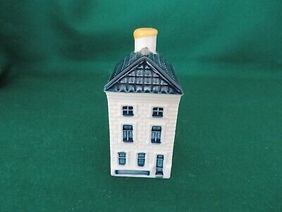 DUTCH AIRLINES klm bols blue delft house number 26, empty in EX COND