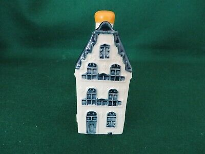 DUTCH AIRLINES klm bols blue delft house number 18,   in EX COND