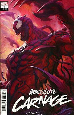 Absolute Carnage | #1-4 | MARVEL | 2019 *NEW LIMITED SERIES* *CLEARANCE*