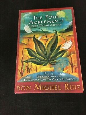 The Four Agreements Toltec Wisdom Collection : Featuring the Four Agreements;...