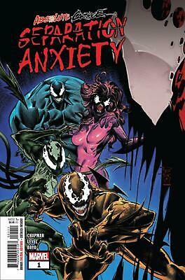Absolute Carnage Separation Anxiety | #1 | MARVEL | 2019 *NEW LIMITED SERIES*