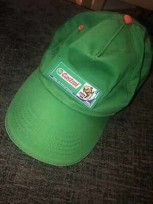 Castrol Cap Green Collectors Item South Africa Fifa World Cup 2010 Official Wear