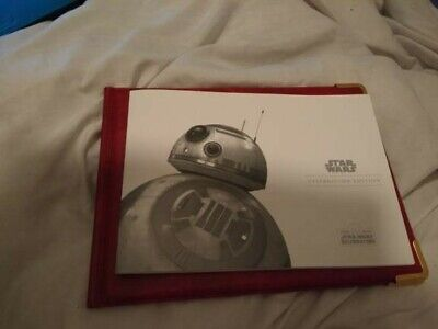 Star Wars Celebration Europe Limited Edition BB-8 Stamp Collectors Pack