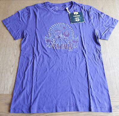 Bnwt Pacha Ibiza T-Shirt - Medium M Purple Vintage Ibiza Club Posters Dj Music