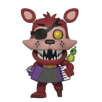 FOXY FNAF PIZZA Sim Five Nights at Freddys Licensed Funko