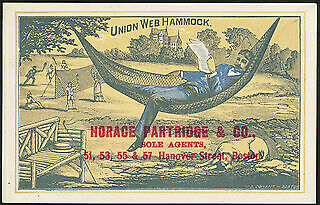 Photo:Union Web Hammock (front) 3 9622