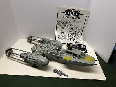 Star Wars 1983 Kenner Y-Wing Part Fighter Cannon ROTJ Gun Weapon 3D Print New