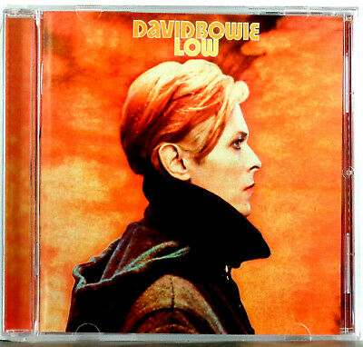 David Bowie - Low 1999 EMI Remastered CD Album Nr Mint